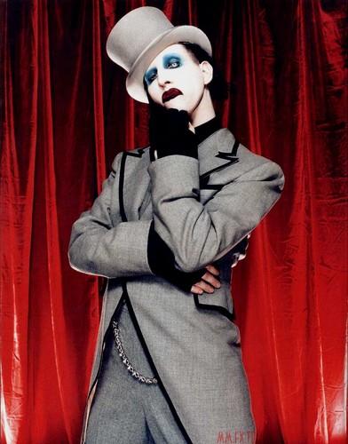 Marilyn Manson wallpaper entitled Marilyn Manson