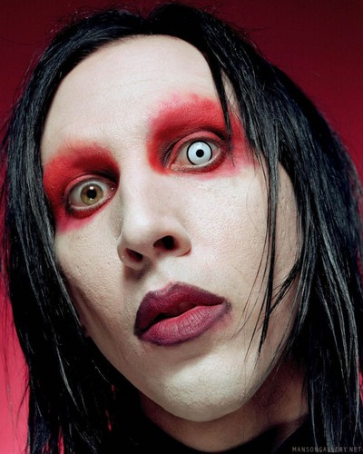 Marilyn Manson wallpaper entitled Marilyn Manson