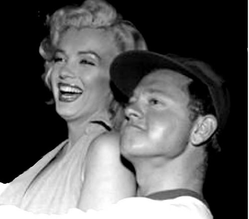 Marilyn Monroe & Mickey Rooney