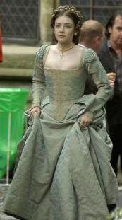 Mary Tudor Costumes
