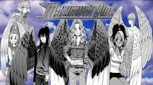 Maximum Ride~Manga