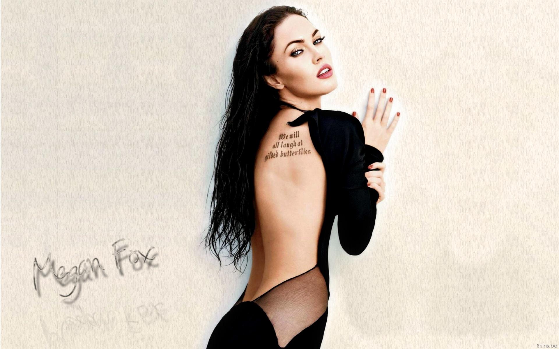 Megan Fox MeganF.