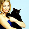 melissa joan hart foto probably with support hose and a portrait called Melissa Joan Hart