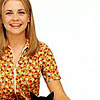Melissa Joan Hart litrato probably containing a hip boot, a well dressed person, and a shirtwaist titled Melissa Joan Hart
