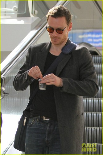 Michael Fassbender: Frequent Flyer