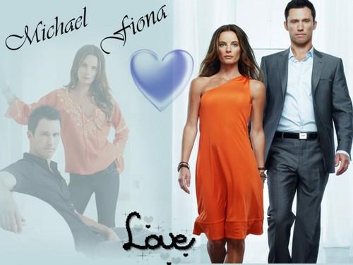 Michael & Fiona