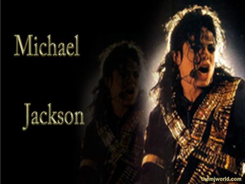Michael Jackson hình nền with a buổi hòa nhạc called Michael Jackson