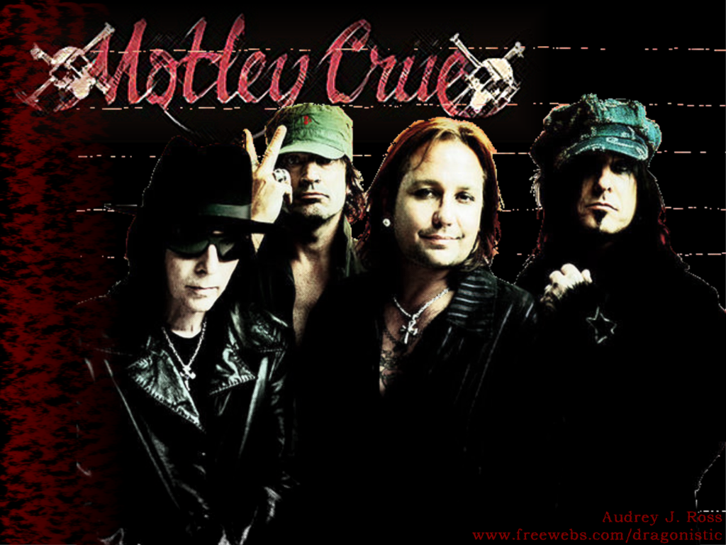 motley crue pippy and sarahs spot of awesomeness photo