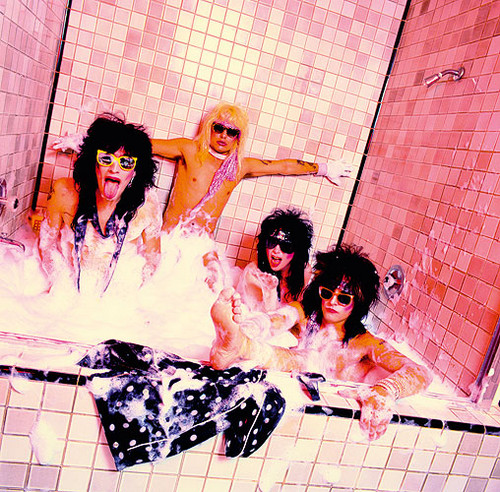 Pippy And Sarahs Spot Of Awesomeness Images Motley Crue