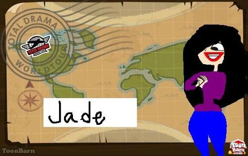 My OC Jade