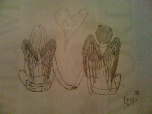 My fave drawing <3