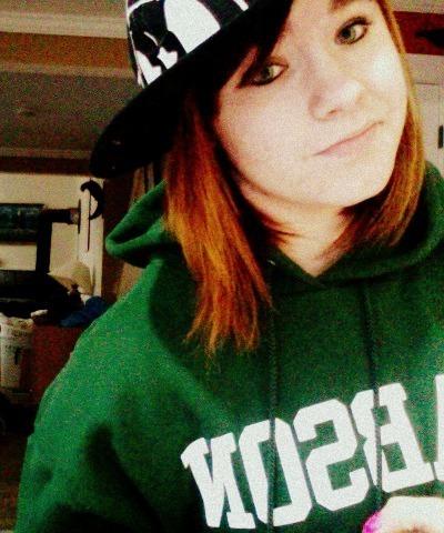 My hat(:
