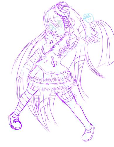 Naomi .:Sketch:.