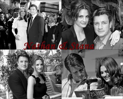Nathan & Stana tình yêu <3
