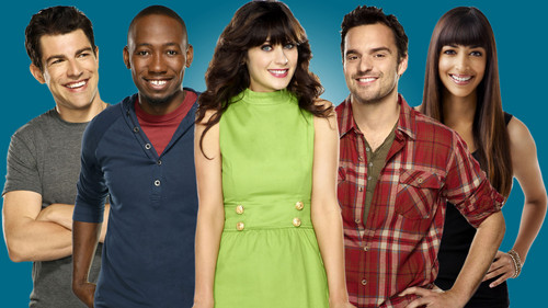 New Girl wallpaper probably with a well dressed person called New Girl <3