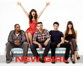 New Girl (Pilot Cast) &lt;3 - new-girl wallpaper