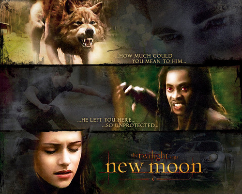 New Moon Fanart - new-moon Fan Art