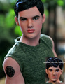 New Moon Jacob Doll Repaint - twilight-series photo