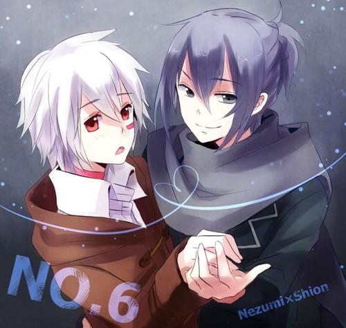 Nezumi and Sion~!