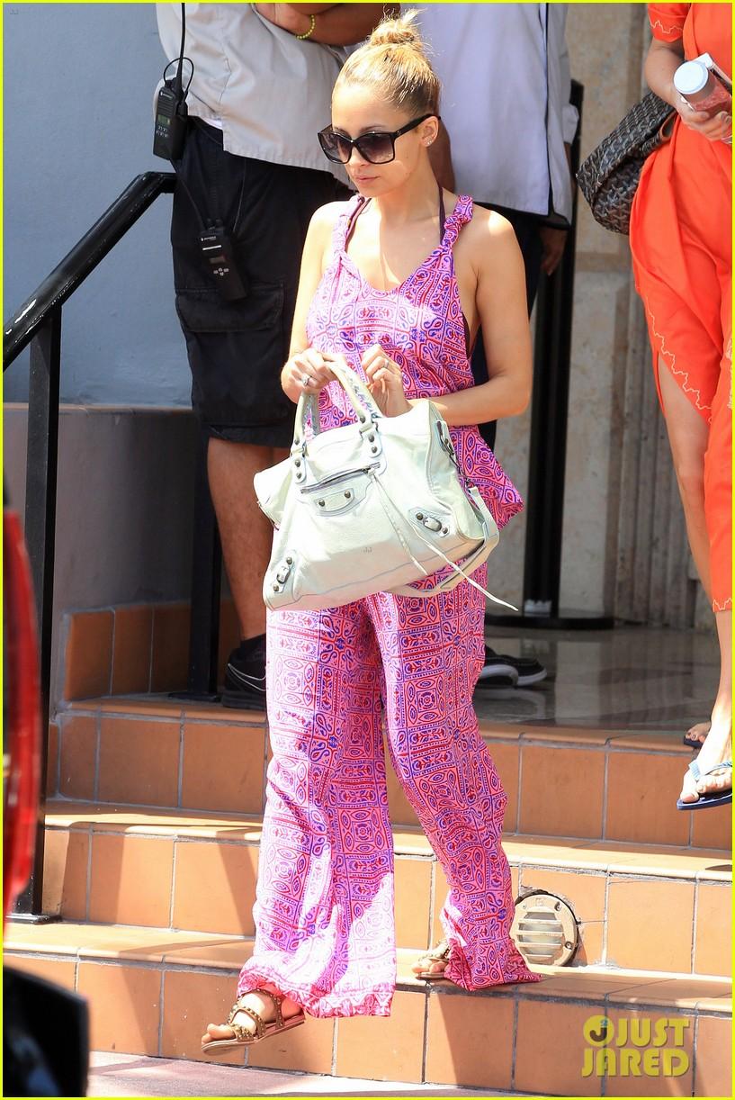 Nicole richie fashion line name 17