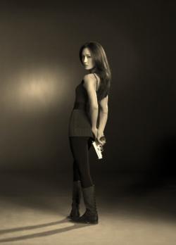 Nikita cast old pics <3