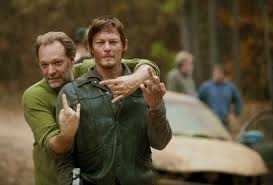 Norman and Greg