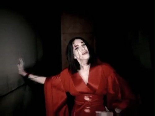 Madonna fond d'écran possibly containing an outerwear, a surcoat, and a trench manteau titled Nothing Really Matters [Music Video]