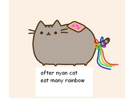 Nyan-Pusheen the Cat~