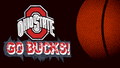 OHIO STATE basquetebol, basquete GO BUCKS!