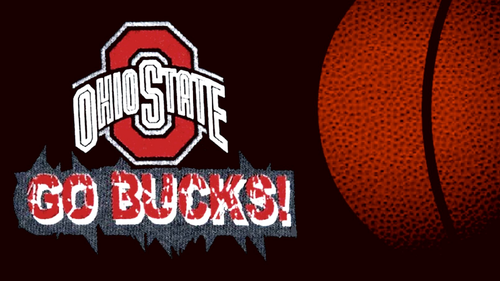 OHIO STATE basketbol GO BUCKS!