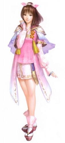 Oichi- Samurai Warriors 2