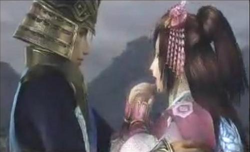Oichi and Nagamasa Azai