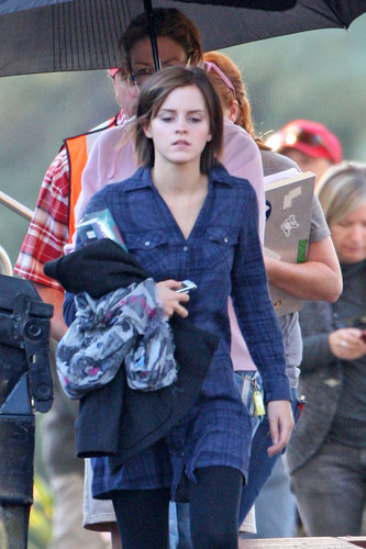"""On the set of """"The Bling Ring"""" - دن 3"""