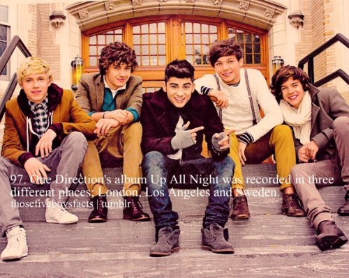 One Direction's Facts♥