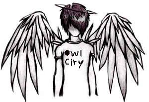 Owl city 天使