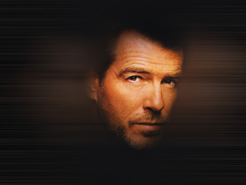 PIERCE BROSNAN DARK.