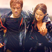 Peeta/Katniss
