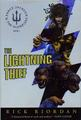 Percy Jackson the Lightning Thief first cover - percy-jackson-and-the-olympians-books photo