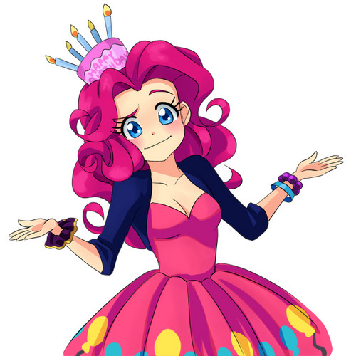 Pinkie shrug