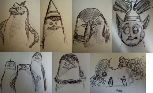 PoM sketches