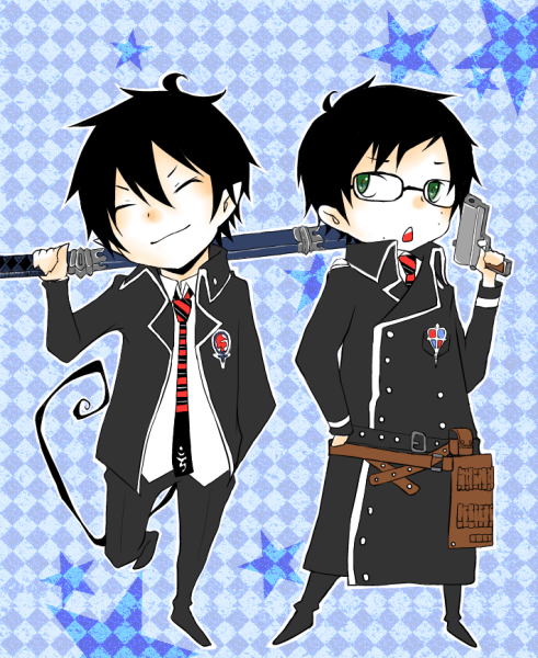rin and yukio relationship quizzes