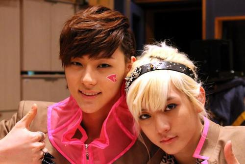 Ren and Minhyun!<3