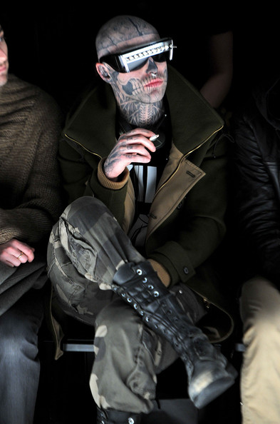 Rick Genest - Rick Genest Photo (29929734) - Fanpop