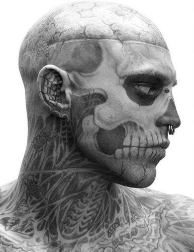 Rick Genest images Rick Genest wallpaper and background ...