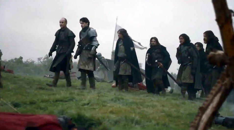 Robb And Soldiers Robb Stark Photo 29917300 Fanpop
