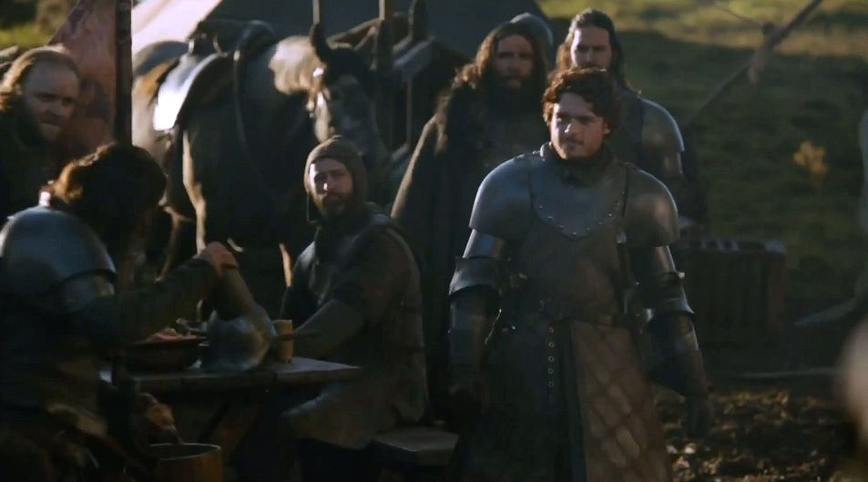 Robb and soldiers - Robb Stark Photo (29917312) - Fanpop