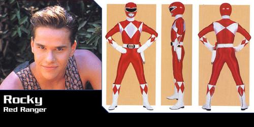 Rocky DeSantos (Mighty Morphin' Power Rangers)