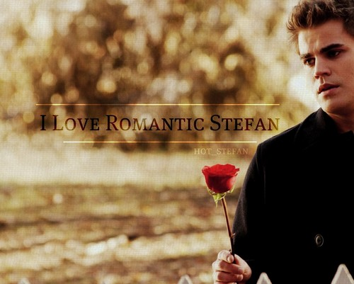 Romantic Stefan