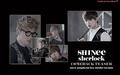 SHINee Sherlock - shinee wallpaper