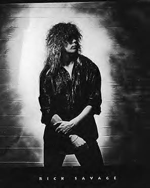 Rick Savage wallpaper containing a well dressed person and an outerwear called Sav